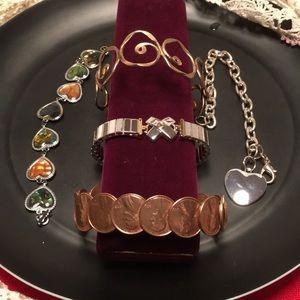 Jewelry - Vintage Napier Expansion Bracelet and others